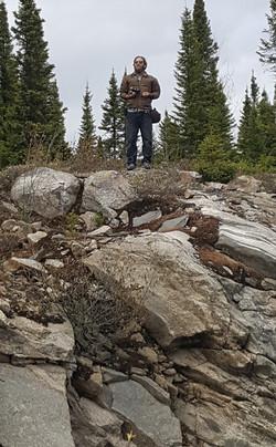 Exploring remote Labrador