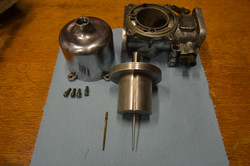 Ready for assembly, New Jet Needle