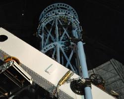 Hubble's 100 inch telescope