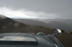 Top of the World Highway, Yukon