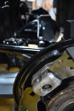 Rebuilt Brake Shoe Adjusters