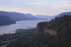Columbia River Overlook