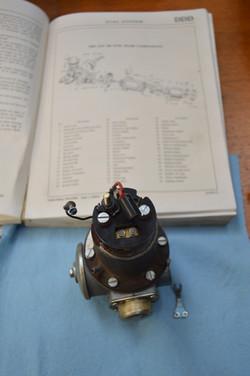 Fuel Pump Restoration