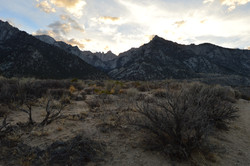 Mt. Whitney and the Sierra