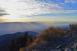 Waking up on Telescope Peak