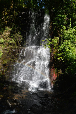 angels rest waterfall