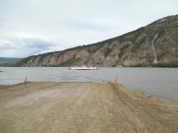Yuon River Ferry