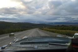 heading into the Arctic Storm
