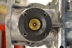 Jet Diaphram centering process