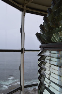 Lighthouse glass