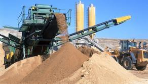 Pode faltar areia no Brasil, alerta especialista
