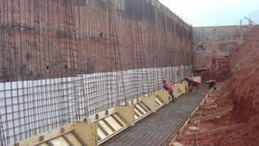 Você sabe quando deve construir um muro de arrimo?