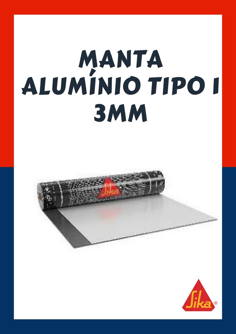 MANTAALUMINIO TIPO I 3MM