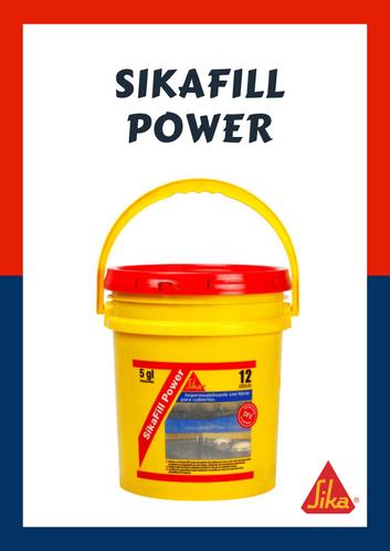 SIKAFILL POWER