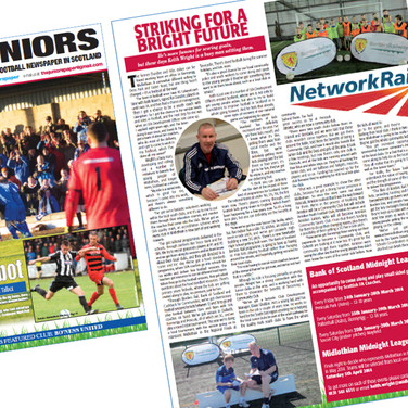 The Juniors magazine