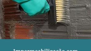 Impermeabilização com Argamassa Polimérica