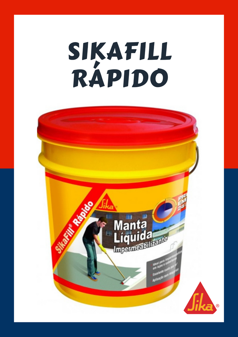 SIKAFILL RAPIDO