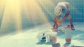Impermeabilização de piscinas evita vazamentos e infiltrações