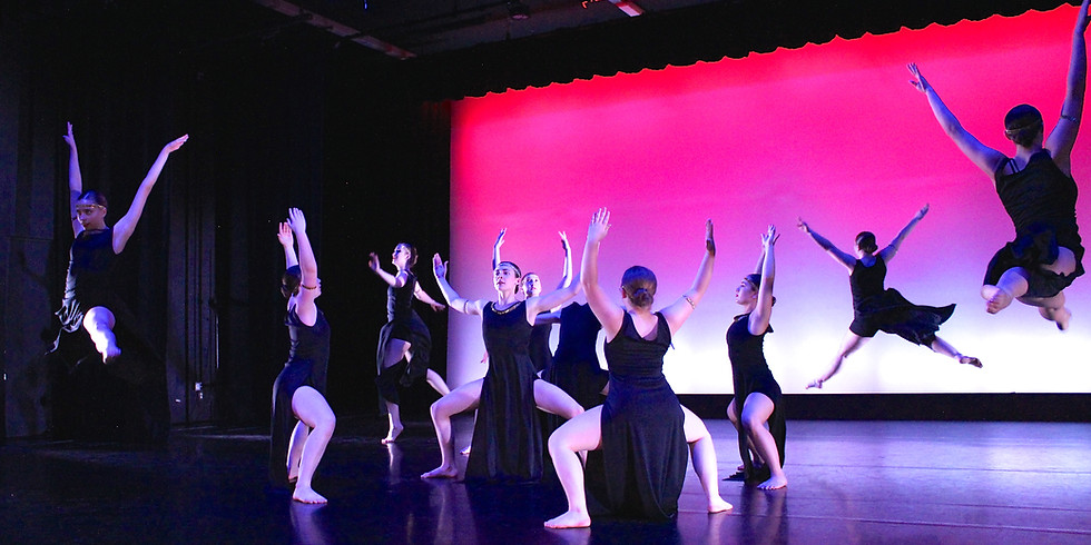 Dance Conservatory Show