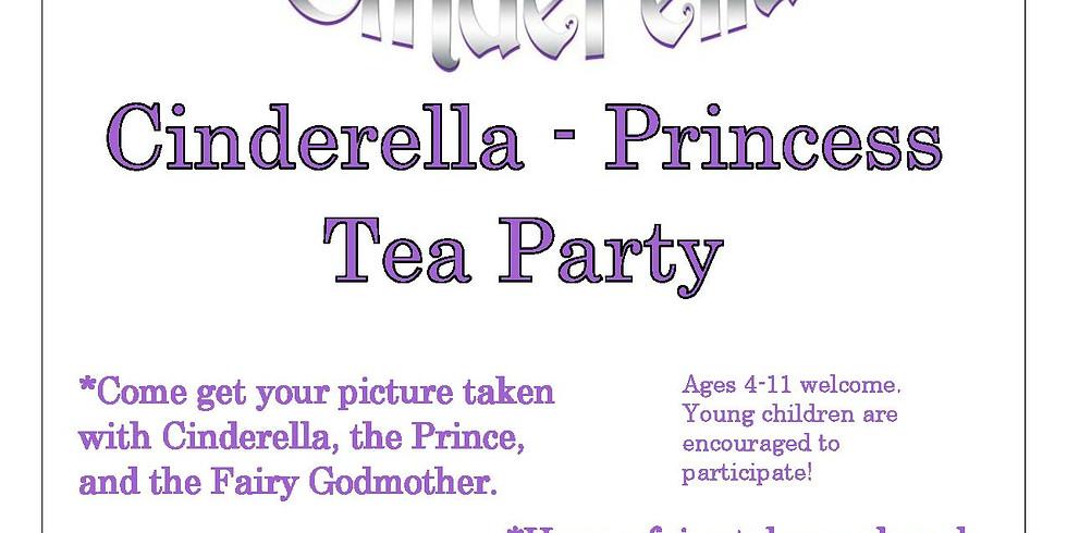 Cinderella Tea Party