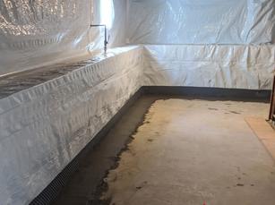 Drain Tile System - Waterproofing