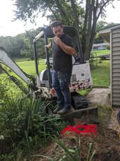 Foundation repair for foundation cracks