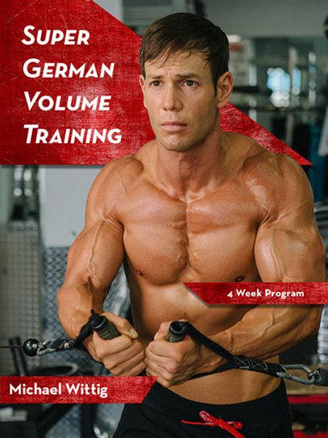 Super German Volume Training