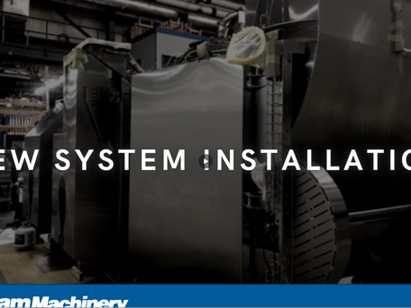 All-NEW! Watch the CoolSteam® Black System Installation at Mariani Nut Company