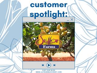 Customer Spotlight: Setton Pistachio