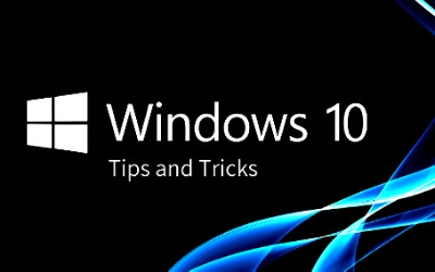 windows 10 tips ad tricks