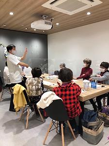 メノコト元気教室コミュニケーション会の様子 画像