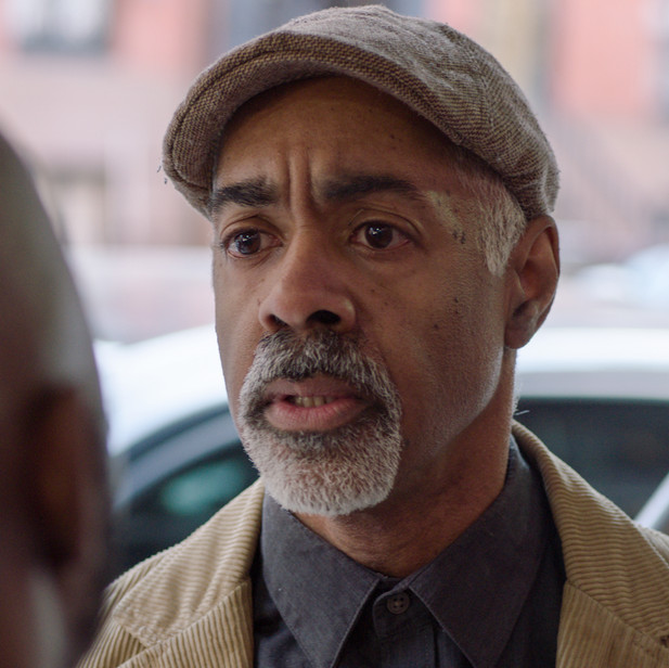 James played by Lorenzo Scott Still from film by DP Barbie Leung