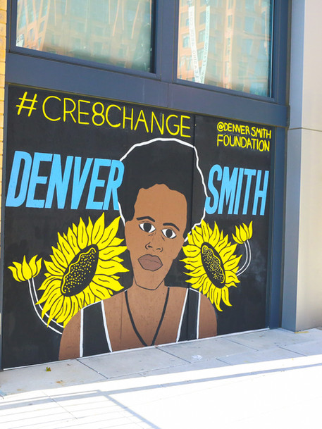 The Denver Smith Foundation's #CRE8CHANGE Initiative