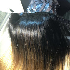 Custom Wigs Made with Sewing Machine!