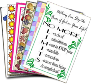 12 Card Variety Pack