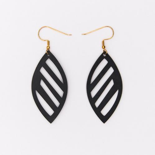 Boucles d'oreilles MAÏA plaqué or