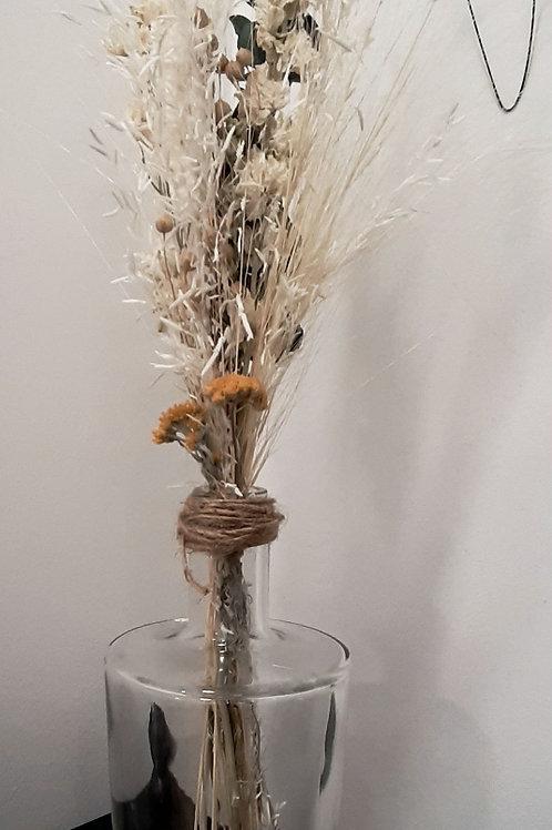 Bouquet et flacon