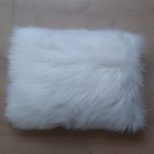 Coussin blanc
