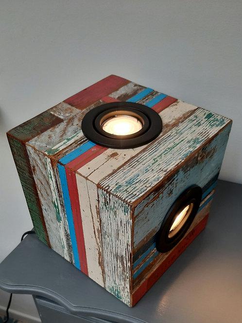 Cube lumineux