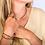 Thumbnail: Bracelet COLETTE 1 Plaqué or