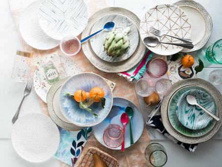 Adoptez la vaisselle dépareillée !