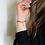 Thumbnail: Bracelet MARGUERITE Plaqué or