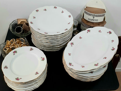 Service porcelaine