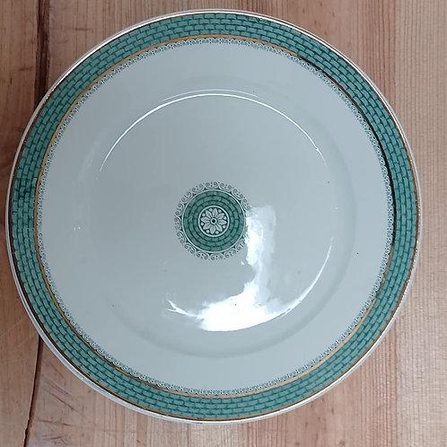 Assiette plate en céramique