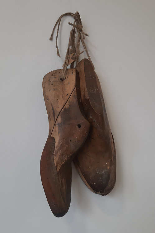 Anciennes formes pour chaussures