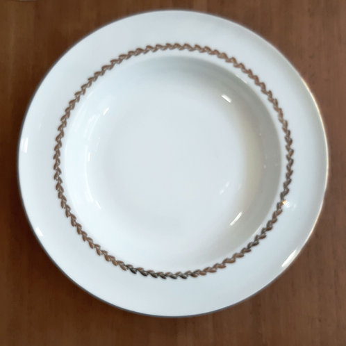 Assiette creuse Royal Tettau  Bavaria