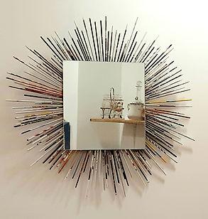 miroir papier