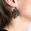 Thumbnail: Boucles d'oreilles NINA Argent