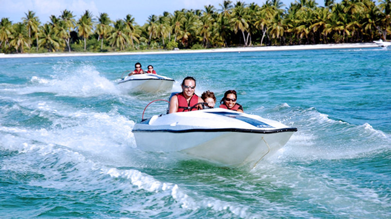 Bavaro Splash - Boats, Snorkeling and Snuba!