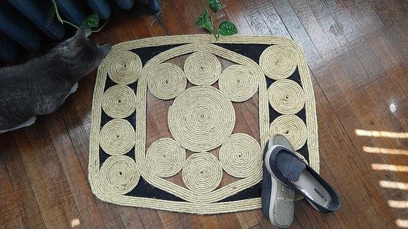 Mixed Media Doormat